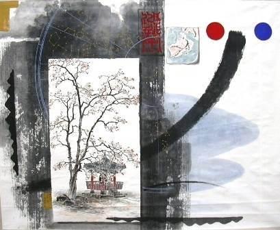 Известный корейский художник