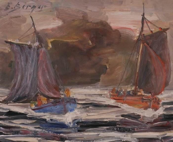 норвежский художник