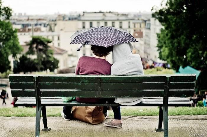Между нами дожди