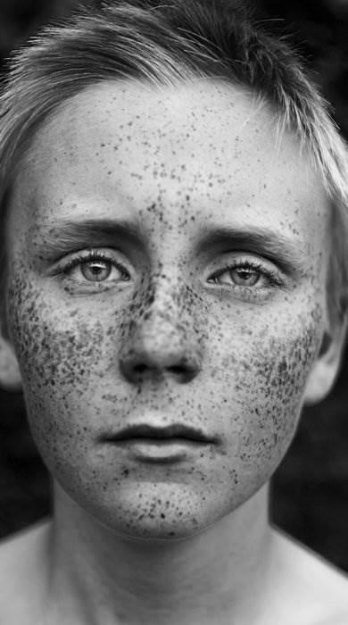 Портреты фотографа