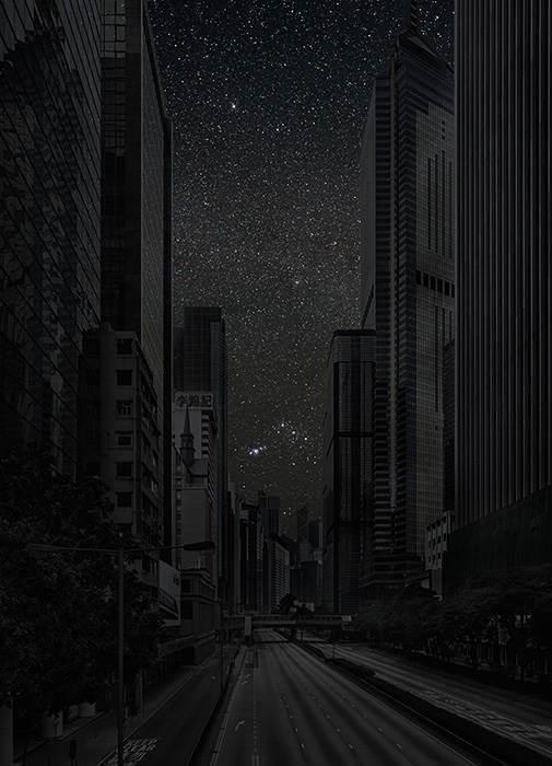 Город тёмных ночей