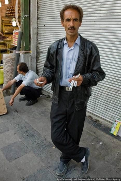 Тегеран сегодня