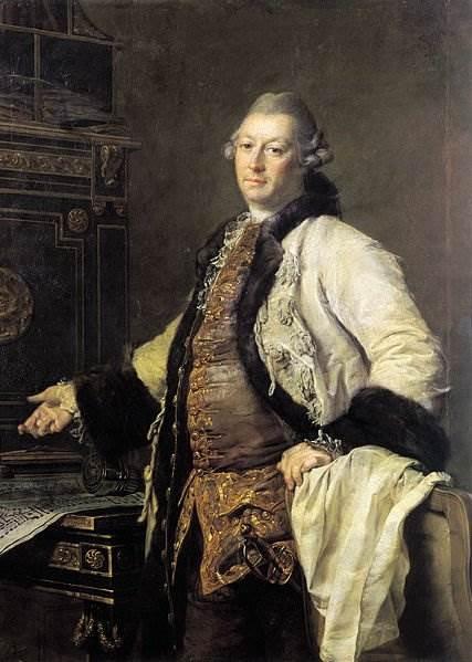 Левицкий Дмитрий Григорьевич