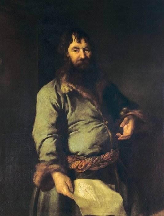 русский художник-портретист
