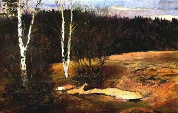 живописец и признанный знаток искусства