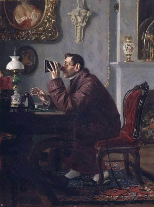 русский художник-передвижник