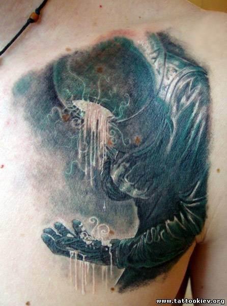 Татуировки в Киеве