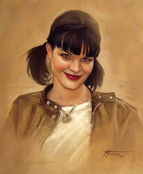 портретное искусство