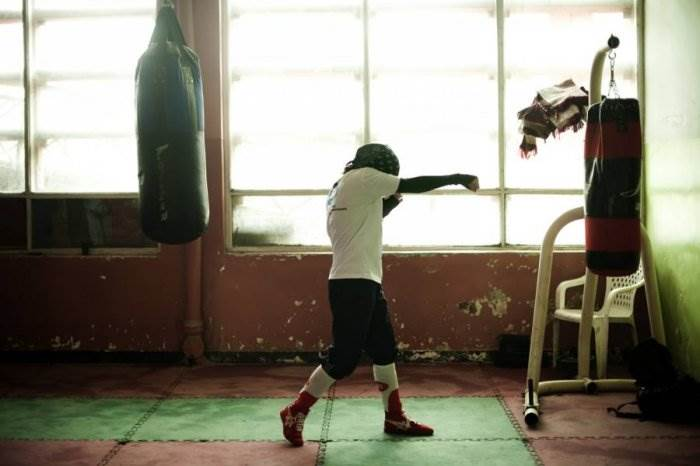 Путь Боксёра
