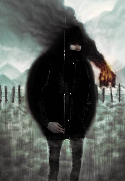 Мрачная реальность художника Adam Tan