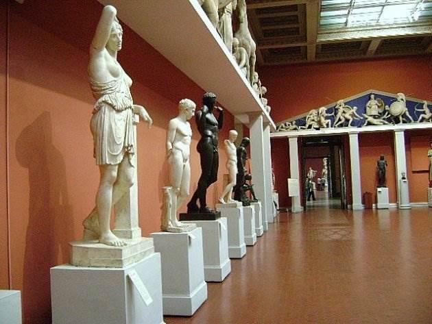 музеи Москвы