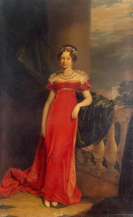 Портрет великой княгини Марии Павловны