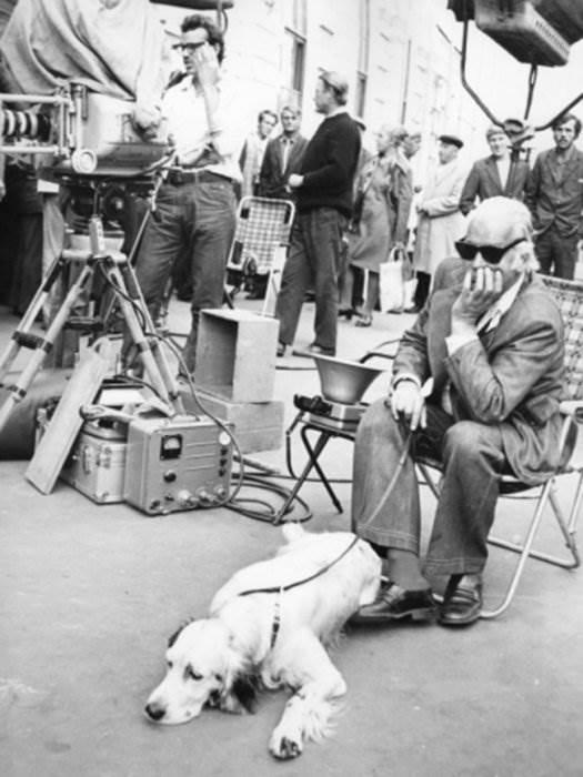Фото съёмочного процесса