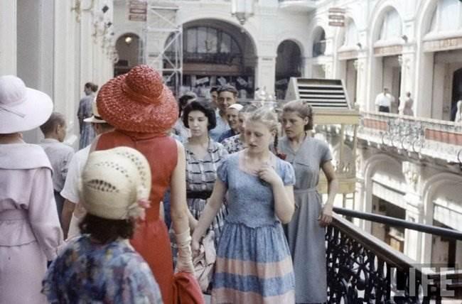 Парижские модницы