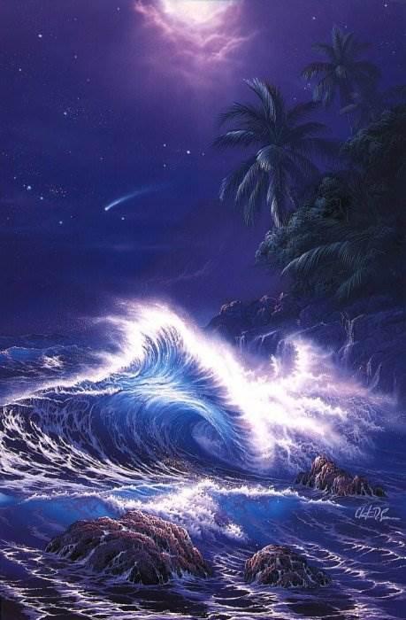 Гавайский художник