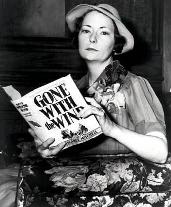 Маргарет Митчелл писательница