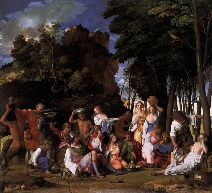 Джованни Беллини картина