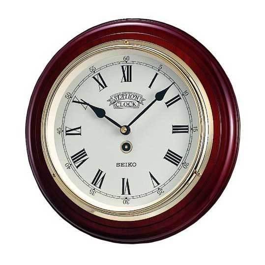 Настенные часы Seiko