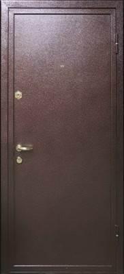 Металлическая дверь с порошковым напылением