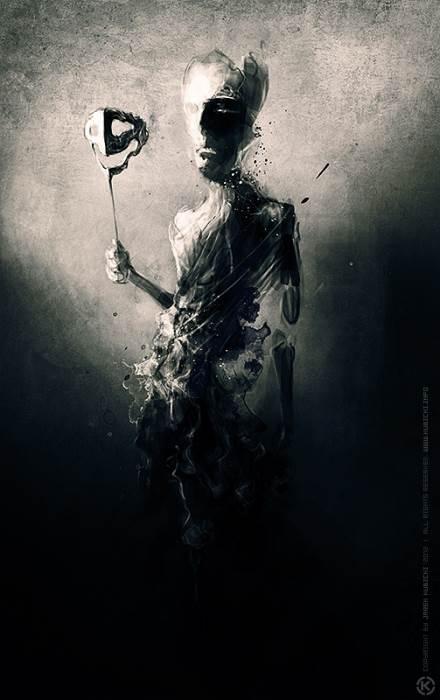 Мрачный сюрреализм Jarek Kubicki