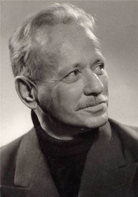 Писатель Михаил Шолохов