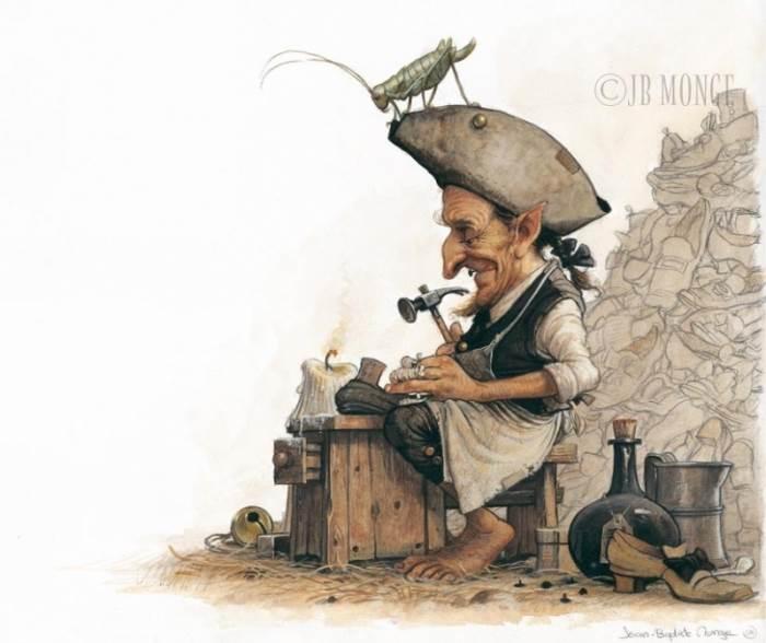Жан-Батист Монж иллюстрации