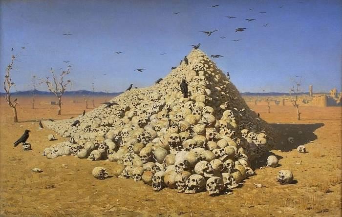 Апофеоз войны Верещагин