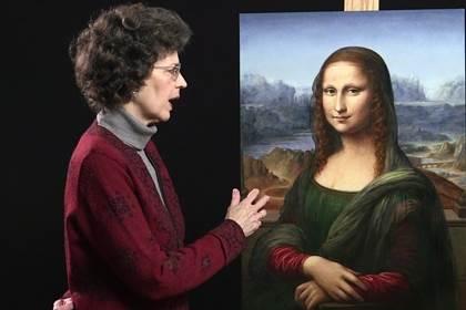 Дженнес Кортес Мона Лиза