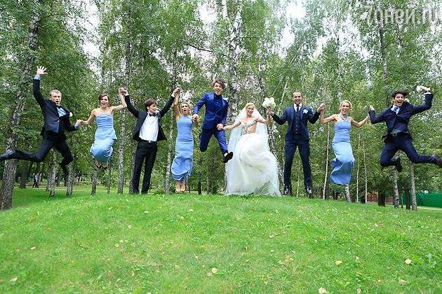Когда свадьба волосожар и транькова