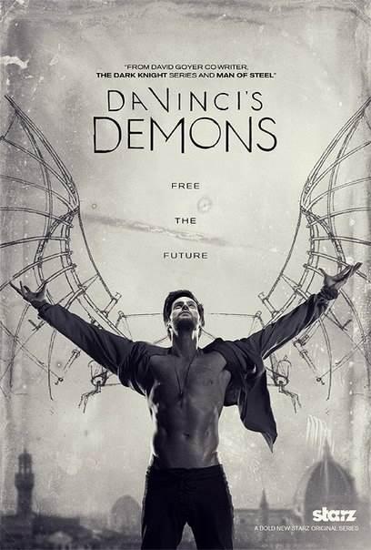 «Смотреть   Онлайн Демоны Да Винчи 3 Сезон» / 2015