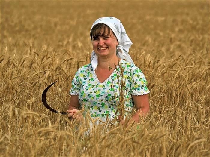 Ролики деревенских баб 3 фотография