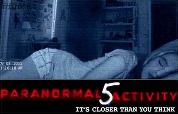 Паранормальное явление Призраки (2 15) смотреть