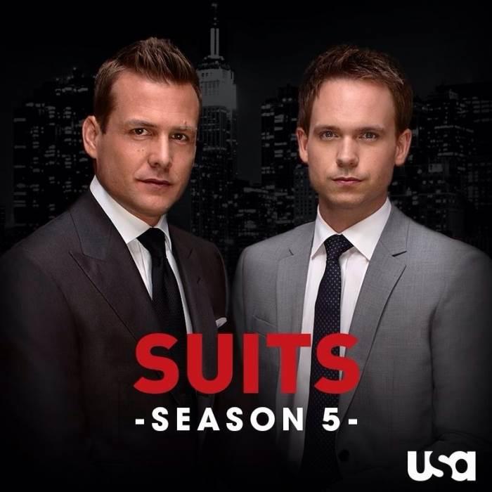 suits 4 сезон серия 3