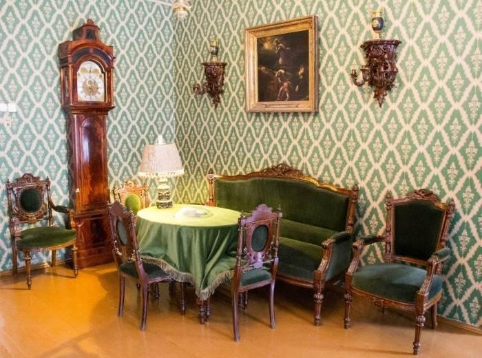 Музей Достоевского в Петербурге фото