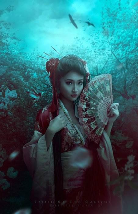 Фотохудожник (Gabrielle Silver) DarkCrea
