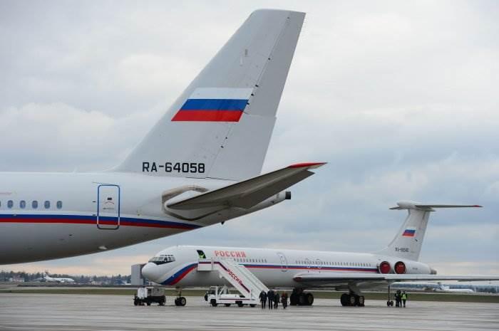 Самолёты в аэропорту
