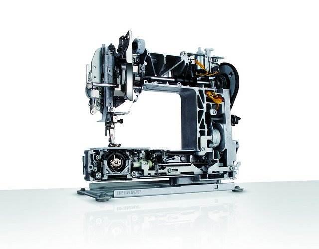 Швейная машинка механизм