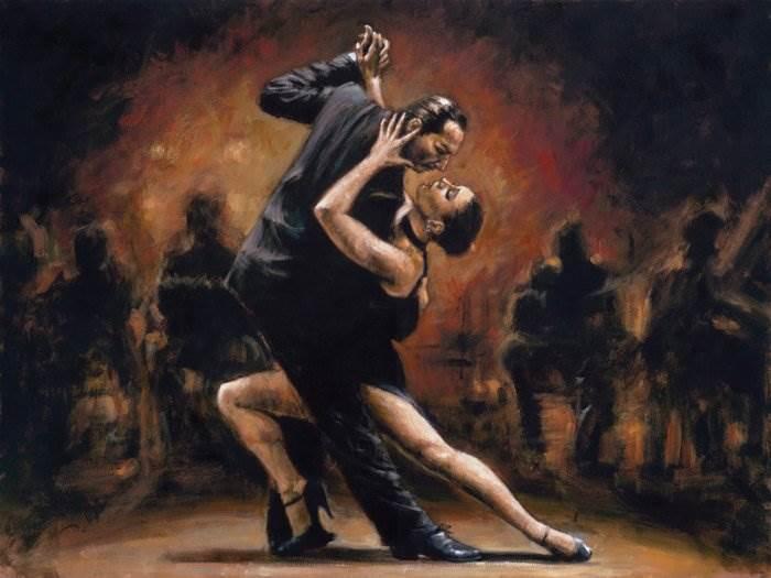 Танго картина