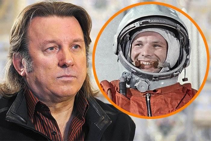Юрий Лоза о Гагарине