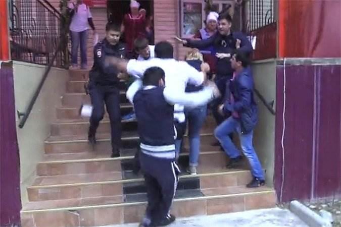 Журналисты Ревизорро избиты в Салехарде