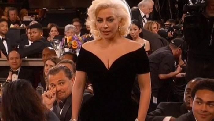 Леди Гага и Ди Каприо