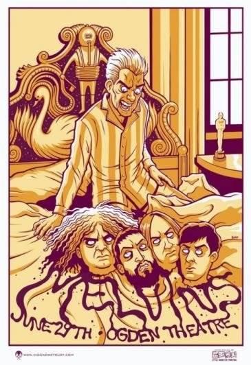 Melvins иллюстрации к альбомам