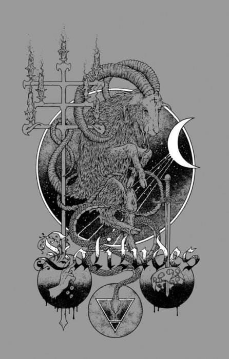 Глин Смит иллюстрации в стиле Death Metal