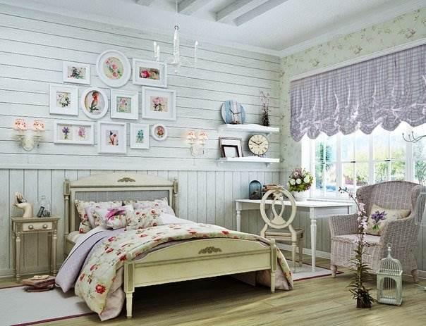 Домашний интерьер в стиле Прованс