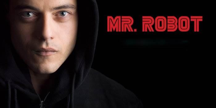 Мистер Робот постер