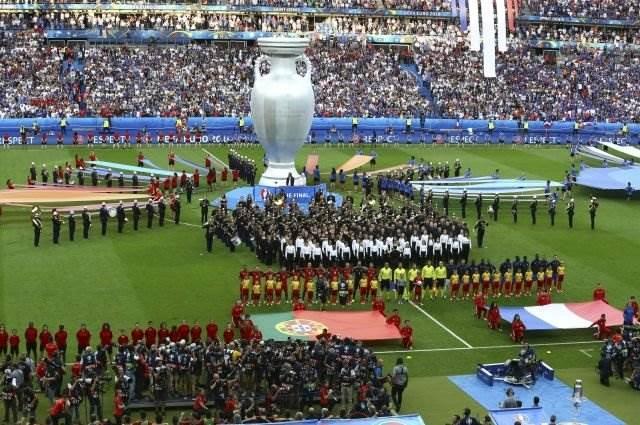 Победитель Евро-2016 Португалия