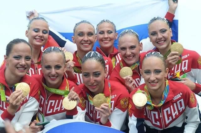 Россия на Олимпиаде в Рио