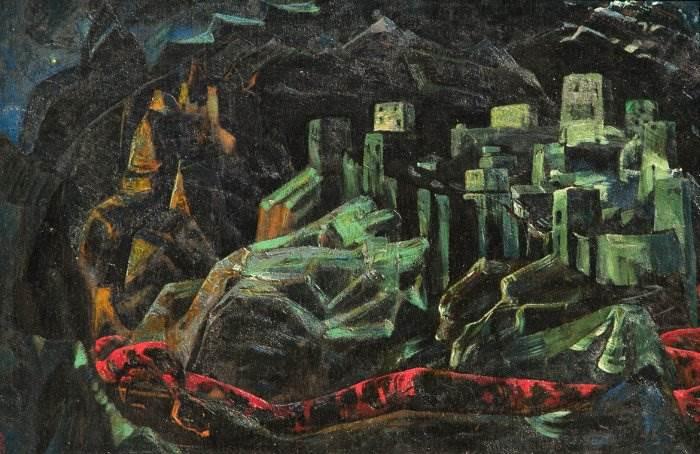 Град умерший Рерих
