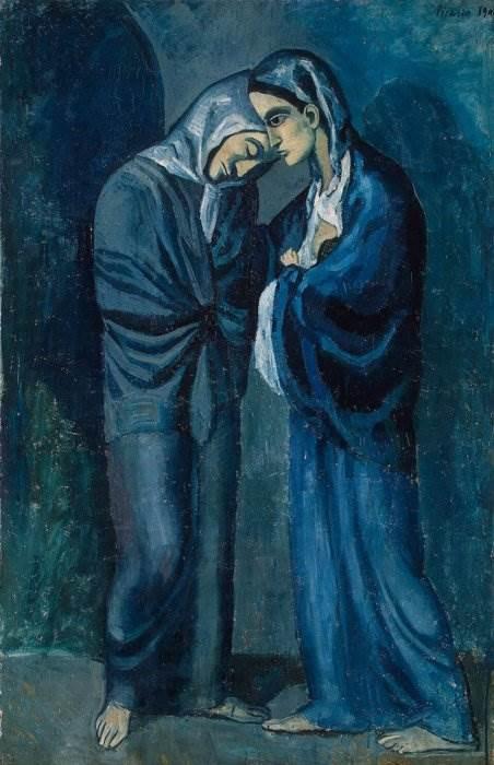 Две сестры Пикассо