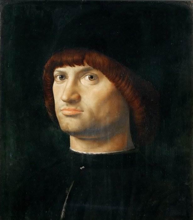 Картина Кондотьер Антонелло да Мессина